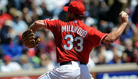 Kevin Millwood has been useful at times for the Seattle Mariners.