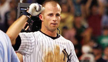 Brett Gardner had a setback for the New York Yankees.