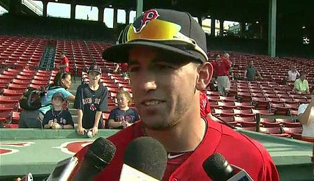 Deven Marrero was the top draft choice for the Boston Red Sox.