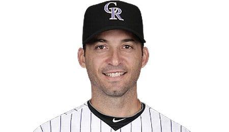 Marco Scutaro will man shortstop for the Colorado Rockies.