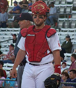 Bobby Wilson has done most of the catching for the Los Angeles Angels.