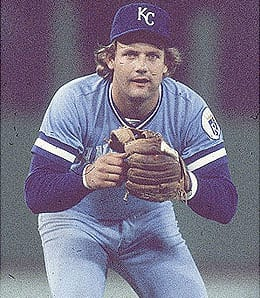 George Brett had a HoF career for the Kansas City Royals.