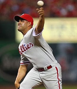 Raul Valdes is having a nice season for the Philadelphia Phillies.