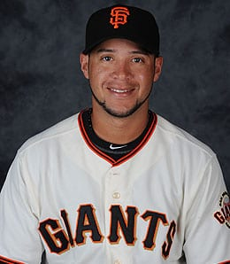 Gregor Blanco has an opportunity for more PT with the San Francisco Giants.