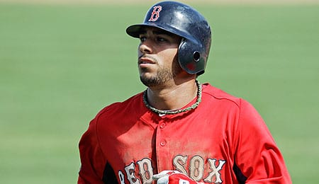 Mike Aviles hasn't done enough for the Boston Red Sox.