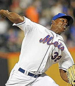 Jenrry Mejia should be a factor for the New York Mets next year.