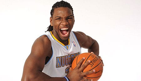 Kenneth Faried could be a force for the Denver Nuggets this season.