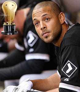 Alex Rios turned things around with the Chicago White Sox.