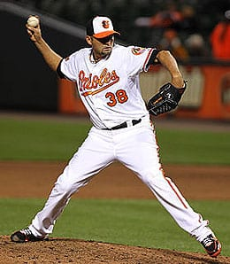 Luis Ayala enjoyed a solid season for the Baltimore Orioles.