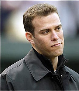 Theo Epstein is trying to turn around the Chicago Cubs.