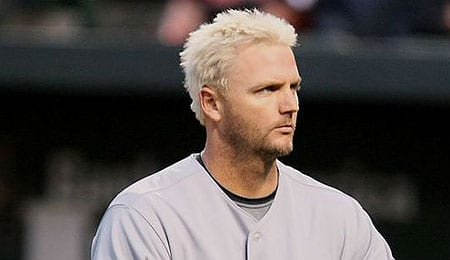 AJ Pierzynski takes his act to the Texas Rangers.