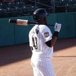 Houston Astros first base prospect Jonathan Singleton saw tons of action at the AFL.