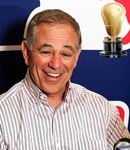 Bobby Valentine made a shit show out of the Boston Red Sox season.