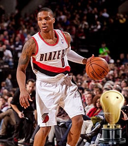 Damian Lillard has been superb for the Portland Trail Blazers.