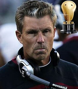 Gregg Williams instituted the bounty program for the New Orleans Saints.