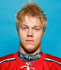 Mikael Granlund is poised to be an impact rookie for the Minnesota Wild.