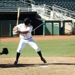 Nick Castellanos flashed respectable base stealing skills in the AFL.