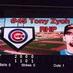 Chicago Cubs relief prospect Tony Zych went undefeated at the AFL.