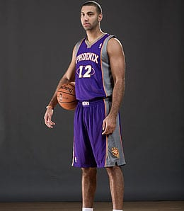 Kendall Marshall is suddenly getting burn for the Phoenix Suns.