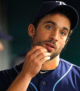 Sam Fuld has been offensively inept for the Tampa Bay Rays.
