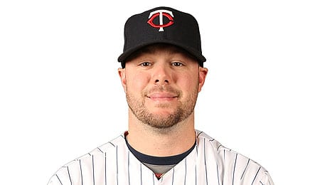 Ryan Pressly looked sharp for the Minnesota Twins.