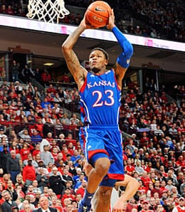 Ben McLemore brings baggage to the draft from the Kansas Jayhawks.