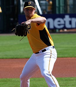 Gerrit Cole makes his debut for the Pittsburgh Pirates this week.