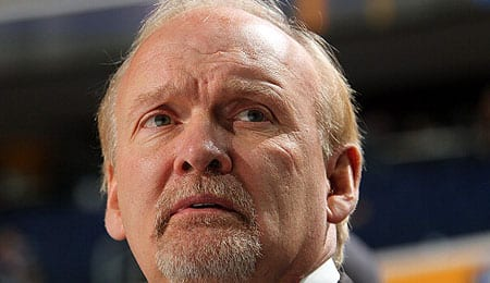 Lindy Ruff is the 22nd coach in the history of the Dallas Stars.