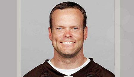 Phil Dawson is the new place kicker for the San Francisco 49ers.
