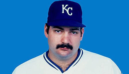 Steve Balboni is the single-season home run king for the Kansas City Royals.