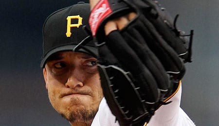 Charlie Morton is enjoying a nice season for the Pittsburgh Pirates.