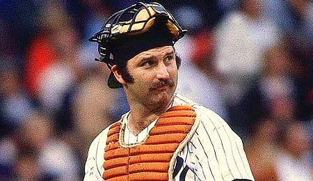 Thurman Munson was the heart of the soul of the New York Yankees.
