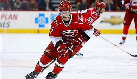 Ryan Murphy has tremendous potential for the Carolina Hurricanes.