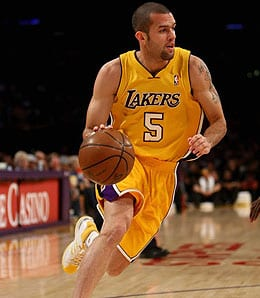 Jordan Farmar is taking advantage of Steve Nash's absence for the Los Angeles Lakers.