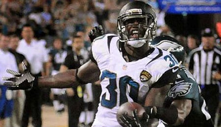 Jordan Todman has been getting it done for the Jacksonville Jaguars.