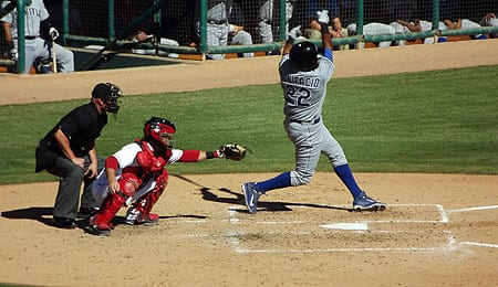 Kansas City Royals OFer Jorge Bonifacio struggled in the AFL.
