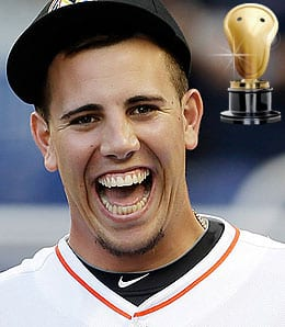 Jose Fernandez dominated for the Miami Marlins.