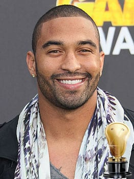 Matt Kemp was a star off the field for the Los Angeles Dodgers.