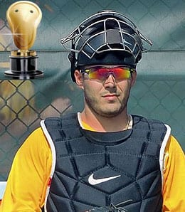 Tony Sanchez brings a hell of a sense of humour to the Pittsburgh Pirates.