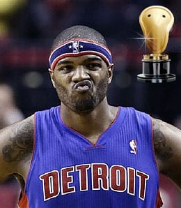 Josh Smith has struggled since joining the Detroit Pistons.