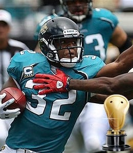 Maurice Jones Drew is his own Fantasy star for the Jacksonville Jaguars.