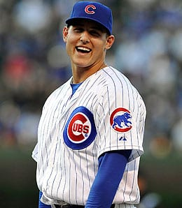 Anthony Rizzo is poised to break out for the Chicago Cubs.
