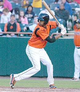 Henry Urrutia is expected to play a big role for the Baltimore Orioles this season.