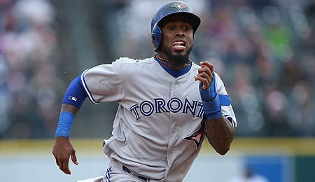Jose Reyes hopes to make a bigger difference for the Toronto Blue Jays this year.