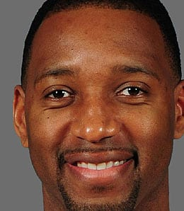 Tracy McGrady is going to try baseball for the Sugar Land Skeeters.