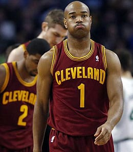 Jarrett Jack can create shots for the Cleveland Cavaliers.
