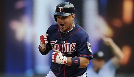 Oswaldo Arcia will soon return to the Minnesota Twins.