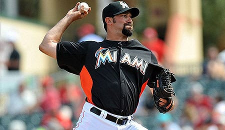 Chris Hatcher has been recalled by the Miami Marlins.