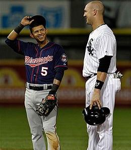Eduardo Escobar has been racking up the hits for the Minnesota Twins.