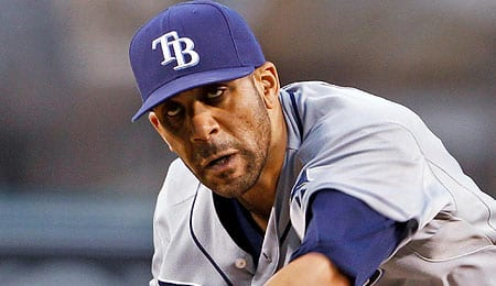 David Price is increasing his trade value for the Tampa Bay Rays.